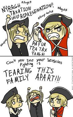 Face Family - Hetalia Funny