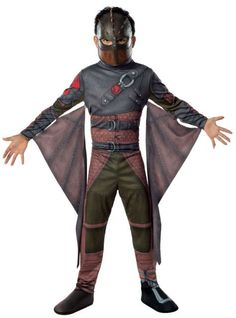 Boys Hiccup Costume - How to Train Your Dragon 2 - Party City