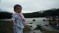 My child @Situ Patenggang_west Java