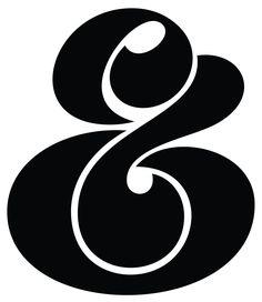 Ampersand designed by Andrei Robu, www.robu.co