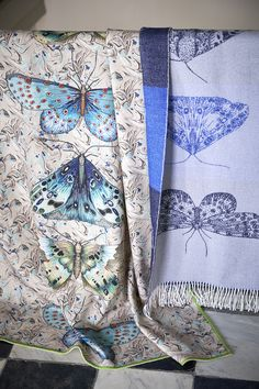 Designers Guild new Autumn throws Disponible en @latorredecora