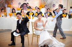 15 ways to make your reception more fun Amazing! Some cute ones in here!!! I'll have to remember these!