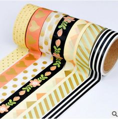 Quality 32 pcs/Lot Paper tapes Tree art Drafting tape washi masking decorative adhesive tape scrapbooking tools stickers Stationery 6467 with free worldwide shipping on AliExpress Mobile Washi Tape Set, Masking Tape, Duct Tape, Cute Stationary, Stationary Store, Sticky Paper, Cute School Supplies, Decorative Tape, Washi Tape