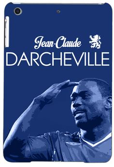 Jean Claude Darcheville iPad 2/3 & Mini  £12.99 each or 2 for £20 www.bluenosecases.co.uk  Rangers
