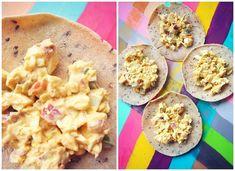 Healthy Light Egg Salad – 28 Calories Per Serving!