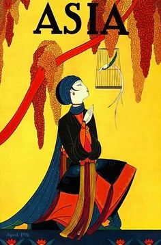 Asia, 1926, April, cover by Atelier Sol, via Flickr