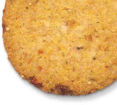 Qrunch Burger