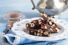 """Coffee bean panforte. <a href=""""http://www.goodfood.com.au/recipes/coffee-bean-panforte-20131031-2wo2e""""><b>(Recipe ..."""