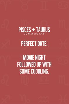 Astrological compatibility taurus pisces dating