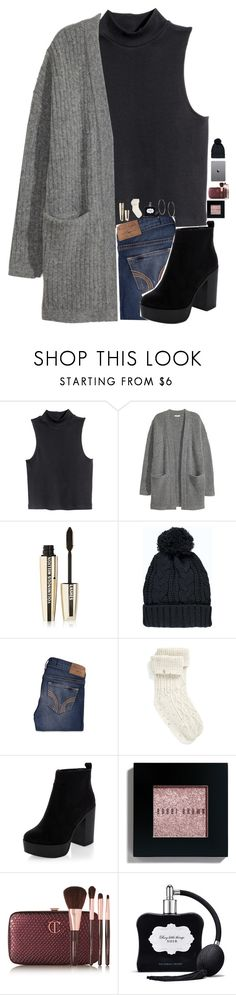"""""""i had my choir concert tonight!"""" by flowers8989 ❤ liked on Polyvore featuring H&M, Kofta, L'Oréal Paris, Boohoo, Hollister Co., UGG, New Look, Bobbi Brown Cosmetics, Charlotte Tilbury and Victoria's Secret"""