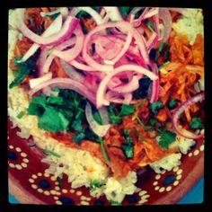 Cochinita pibil tacos!