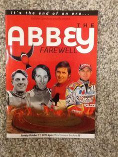2015 Swindon Robins Abbey Farewell