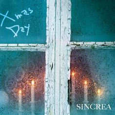 SINCREAの4thシングル「Xmas Day」通常盤