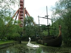Ghost funfair: Abandoned amusement park (part two), Berlin, Germany