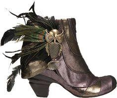Irregular Choice Say No No Ladies Bootie Feathered Low Boot Pump, Grey, 10 M US Women Irregular Choice,http://www.amazon.com/dp/B00548NC62/ref=cm_sw_r_pi_dp_H3nvsb15V4WANGTF