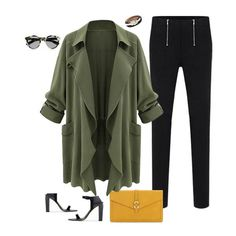 A must-have look! Love the cardigan.