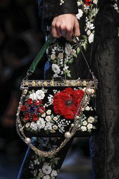 59733eddce Dolce   Gabbana Fashion Show Details Dolce   Gabbana