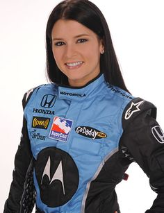 "( CELEBRITY WOMAN 2016 ★ DANICA PATRICK ) ★ Danica Sue Patrick - Thursday,  March 25, 1982 - 5' 1½"" 100 lbs 33-24-34 - Beloit, Wisconsin, USA."
