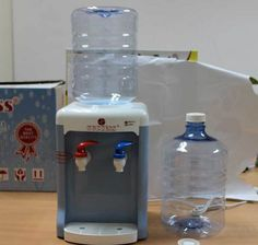 Mini Dispenser - Bisa Air Panas - Dapat 2 Galon