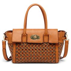 "Sole Society ""Posey""  Woven Winged Satchel......."