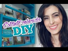 Estante colorida da cozinha | DIY | Comprando Meu Apê | Comprando Meu Apê