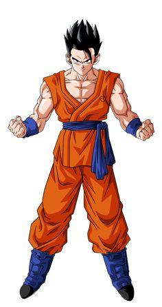 It's been rumored that Whis is training Goku and Vegeta to use God Ki and not their normal Saiyan Ki (SSJ God Goku was just his base Form with God Ki, h. Goku Revenge of Frieza SSJ (with God Ki) Black Goku, Dragon Ball Gt, Goku Outfit, Manga Dragon, Dbz Characters, Super Saiyan, Deviantart, Akira, Fan Art