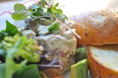 Smoked Chicken Salad - Cinnabar at Hyatt Regency Crystal City