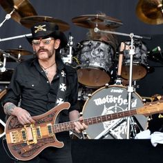 Lemmy at Hellfest 2015-Clisson, France