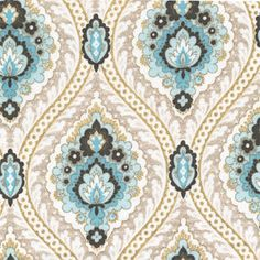 Delilah in Breeze  for Michael Miller Fabrics CM4507 - quilting fabric - cotton fabric      From AudreysFabricAndTrim