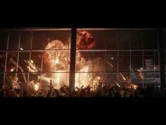 #Godzilla (2014) Airport Clip #film
