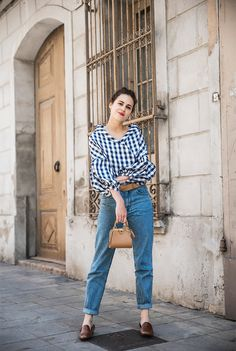 The 12 Best Looks to Steal From Bloggers This Summer via  WhoWhatWear Jeans  Style 8fff3e8d502