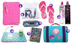 8 ideias de presente para o seu amigo secreto por até R$ 100  1. Case para iPad, DMW (R$ 54,90*, à venda na Cat Mania); 2. Regata CH coleção Festas & Réveillon, C&A (29,90*); 3. Chinelo, Sugar Shoes (R$ 29,90*, à venda na Centauro); 4. Perfume CAPRICHO Day&Night, O Boticário (R$ 59,99*); 5. Bandeja para laptop, Ludi (R$ 99,90*, à venda no Loop Day); 6. Estojo jeans, DMW (R$ 45*, à venda na Mall Online); 7. Agenda 2015, Tilibra (preço médio R$ 27,81*);