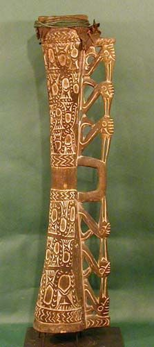Drums of Papua New Guinea.