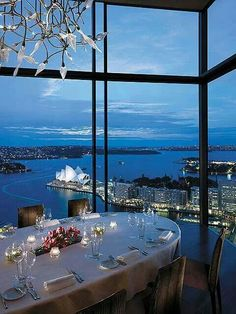 The Four Seasons Hotel. Darling Harbour. Sydney, Australia. Magic !