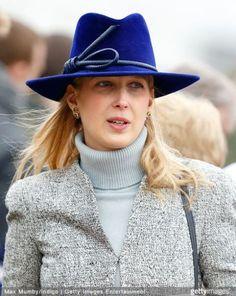 Lady Gabriella Windsor, March 12, 2015 in Philip Treacy | Royal Hats