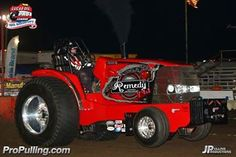 the remedy pulling tractor - Google Search