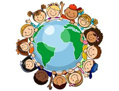 Here We Are Together Around The World  - Free 52 Week Family Home-Education Curriculum