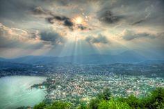 Lugano Switzerland Time Lapse by Milo Zanecchia Franklin College, Lightroom 3, Lugano, What A Wonderful World, Holiday Travel, Wonders Of The World, Switzerland, Travel Inspiration, Scenery