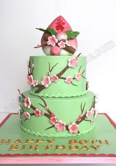 Celebrate with Cake!: Longevity Cake