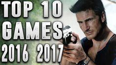 Top 10 Upcoming Games 2016/2017 (TPS Gaming)