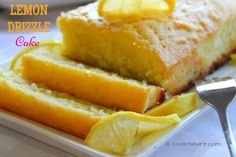 Luscious Lemon Drizzle Cake | Cook n' Share - World Cuisines