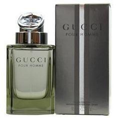 Gucci By Gucci Eau De Toilette Spray 3 oz by Gucci