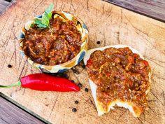 Zacuscă cu vinete Tacos, Mexican, Beef, Ethnic Recipes, Food, Meat, Essen, Meals, Yemek