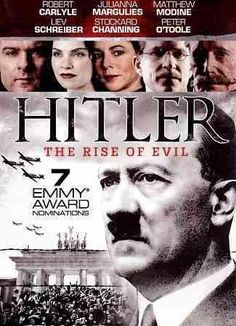 The history of Adolf Hitler's startling rise to power is charted in this powerful drama. The film stars Robert Carlyle (TRAINSPOTTING) as Hitler, while Peter O'Toole and Stockard Channing feature in s