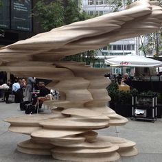 Tony Cragg Public Art NYC