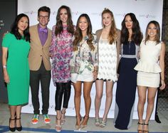 Louise Roe, Catt Sadler, Brad Goreski, and Whitney Dish Out Expert Fashion Advice at the Simply Stylist Event