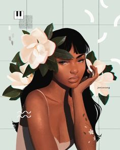 Just appreciating Janice sung illustration ARIZONA Art And Illustration, Illustrations, Arte Inspo, Kunst Inspo, Cartoon Kunst, Cartoon Art, Portrait Draw, Woman Portrait, Arte Black