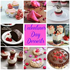 40+ Delicious Desserts for Valentine's Day
