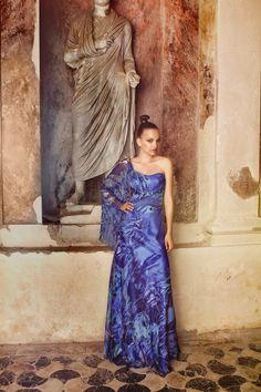#abiti #cerimonia #abito #sera #cocktaildress #dress #ceremony #sera #partydress #damigella #redcarpetdress #bridesmaid #bridesmaiddres #fantasia #fantasy #blue #blu