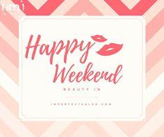 Y que vivan los fines de semana!!! Mañana nos vemos en #imperfectsalon de 9 a 6 familia!  besitos y a descansar #sitges #wekeend #beauty #shoopingnightsitges